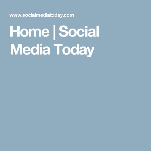 Home | Social Media Today