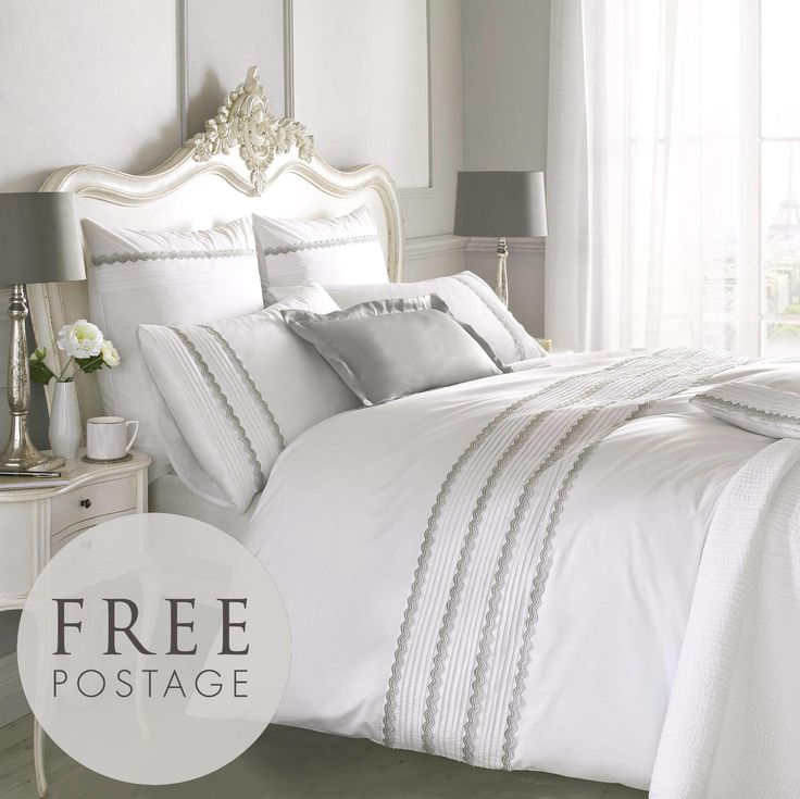 Holly Willoughby Bedding Set Antique French Lace