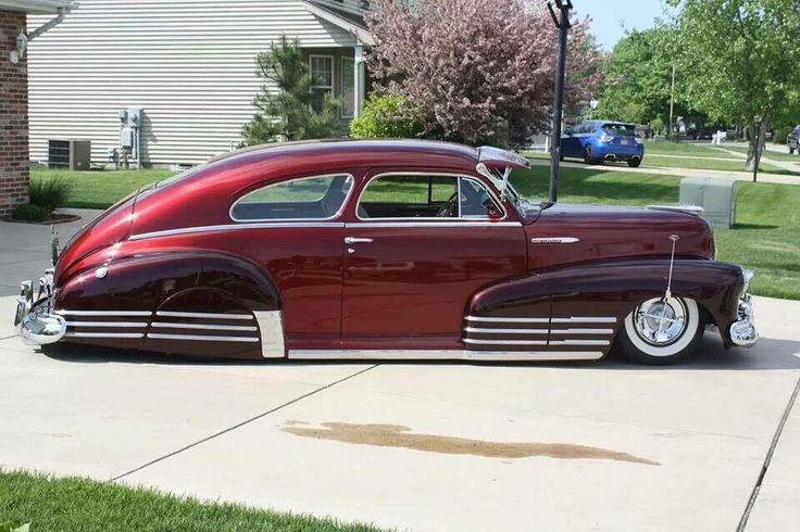 47 Chevy Fleetline
