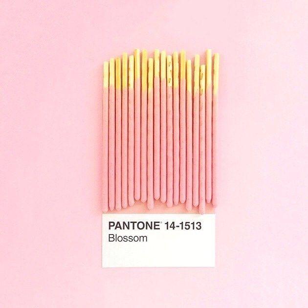 Our kind of pantone colour