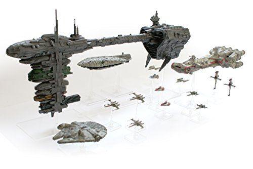 Star Wars X-Wing Miniatures Game - Nebulon-B Frigate @ niftywarehouse.com #NiftyWarehouse #Geek #Products #StarWars #Movies #Film