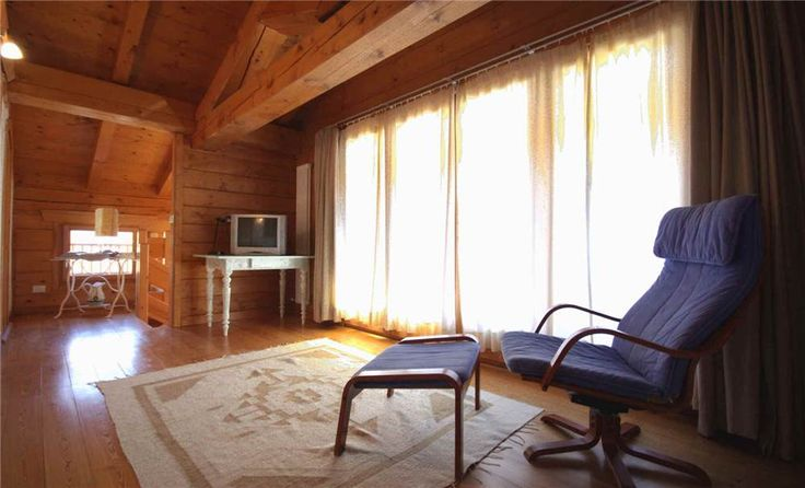 Essere in Montagna  Chalet in legno particolare dello studio