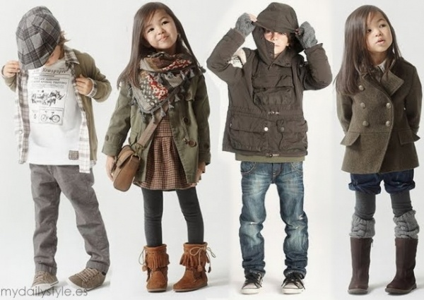 How is it possible for them to have more style than me! I love the left girl's outfit!!!