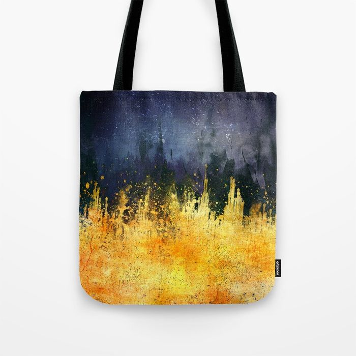 My burning desire Tote Bag by HappyMelvin | Society6