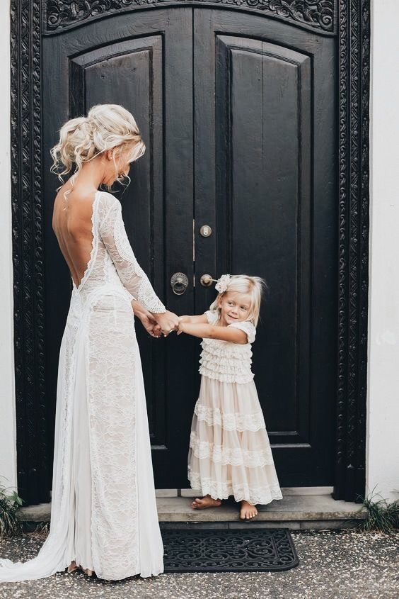 Best Backyard Wedding Dresses Ideas Only On Pinterest Lace