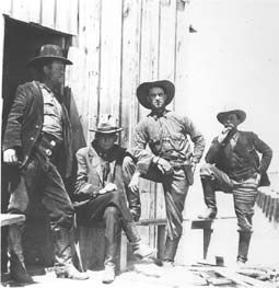 The Texas Rangers were unofficially formed in 1823 when Stephen F. Austin employed 10 men to protect American families settling in Texas after the Mexican War of Independence. They became an official law enforcement agency in 1835 making the Rangers the 2nd oldest of all state-level law enforcement agencies. The Rangers dealt with some of the most memorable criminal cases of the Old West including John Wesley Harding and Bonnie and Clyde.