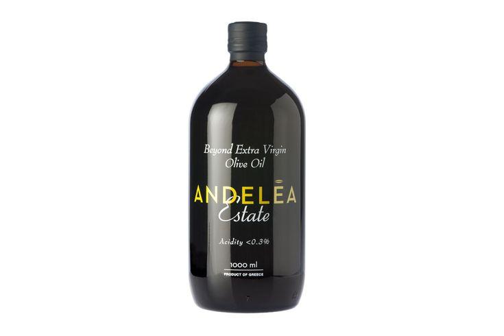Andelea Estate Beyond Extra Virgin Olive Oil 1000ml #BeyondEVOO