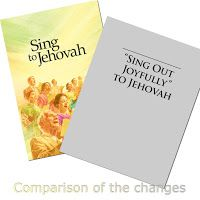 Did you know that six songs have been omitted from the new songbook? But there is lots of new stuff too! :-) Check out these and other fun statistics on our blog:  http://blog.ministryideaz.com/2016/10/sing-out-joyfully-to-jehovah.html  New songs are always so fun! Which is your most favorite song of all? Can you name just one? Please let us know in the comments!