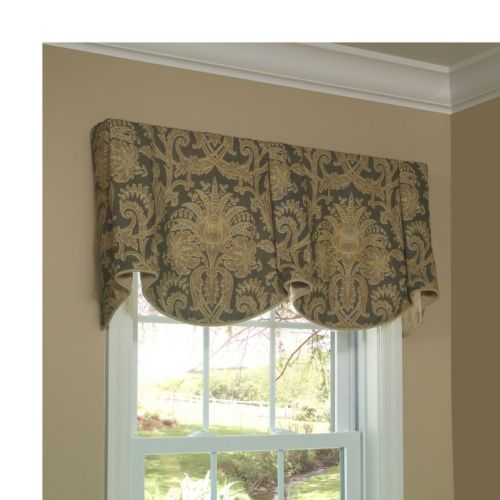 Dining Room Window Valances: 8 Best Dining Room Window Treatments Images On Pinterest