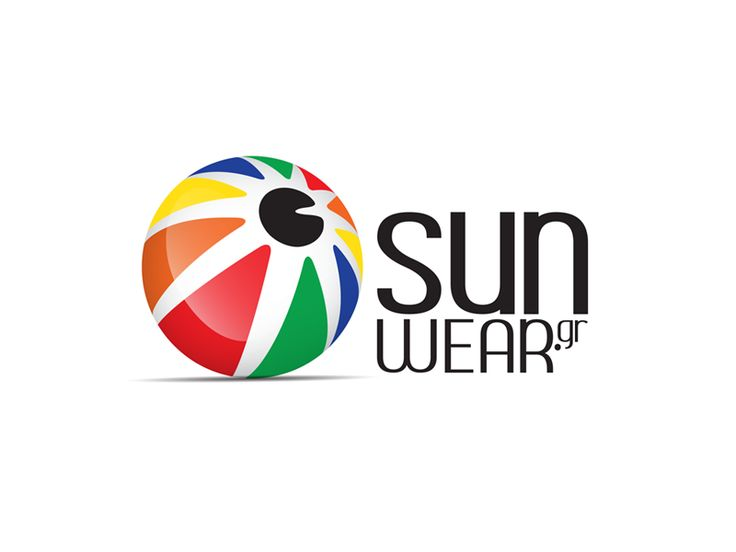 The Final SunWEAR logo for the first exclusively dedicated store in Athens >>  https://www.facebook.com/sunwear.gr Design by #AlexNeuf