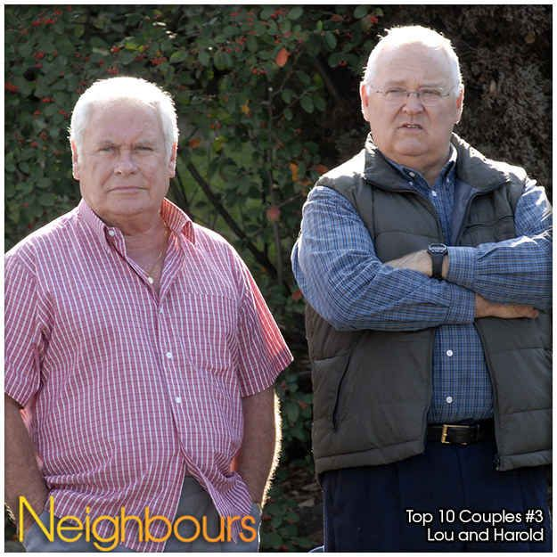 Harold and Lou | Top 10 Neighbours Couples Of All Time