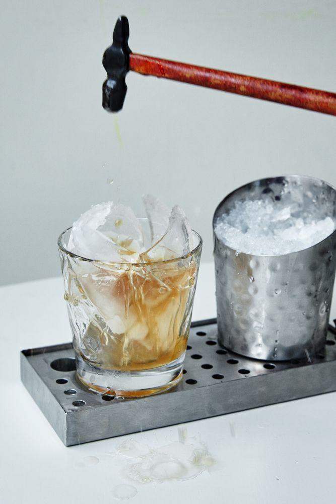 Коктейль New Fashioned #cocktail #bar #barman #ginza #ginzaproject #lombard