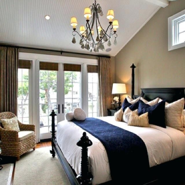 Modern Blue Master Bedroom Blue Master Bedroom Master Bedrooms Decor Master Bedroom Accents