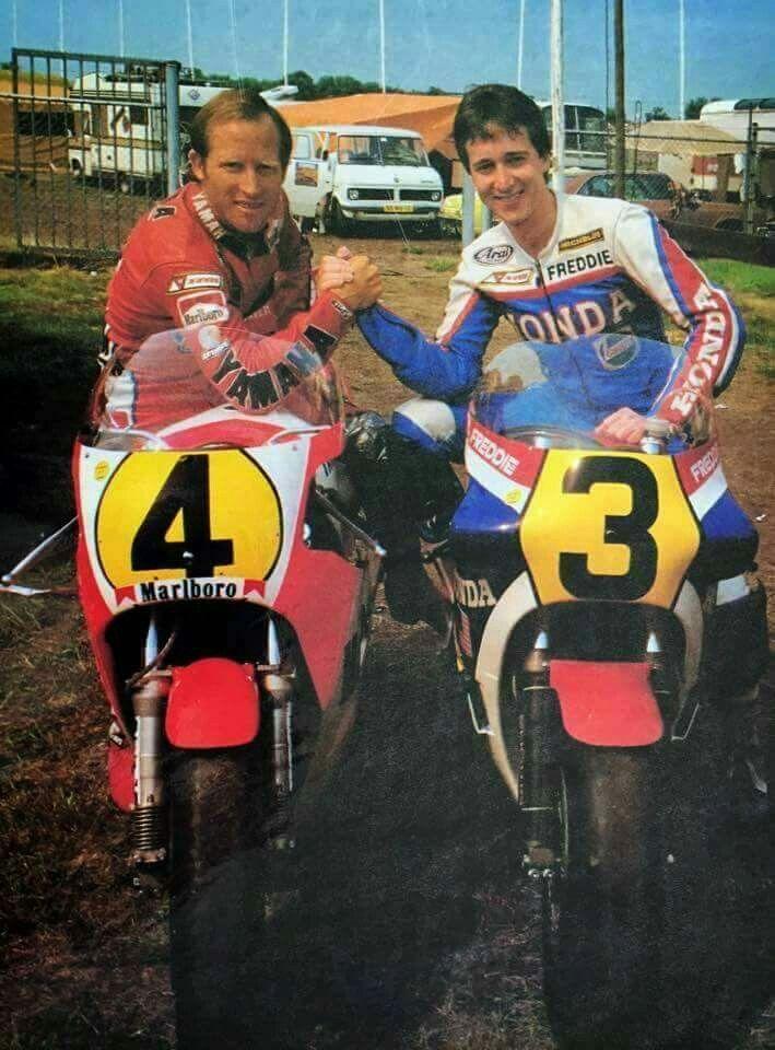 Fast Freddie and King Kenny