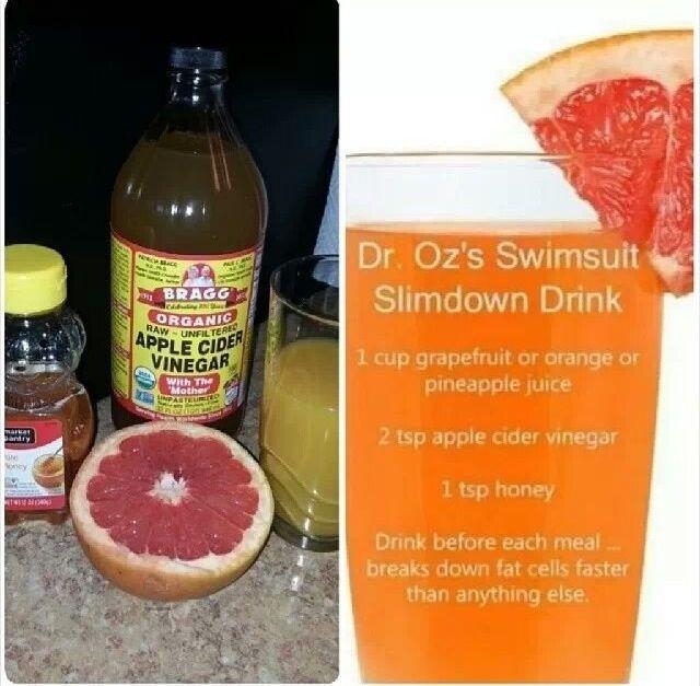 dr oz show weight loss tea