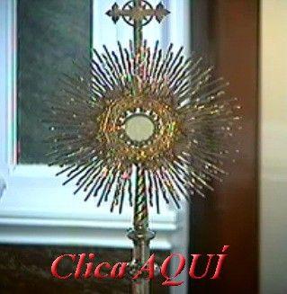 Adoración a Jesús Sacramentado en directo