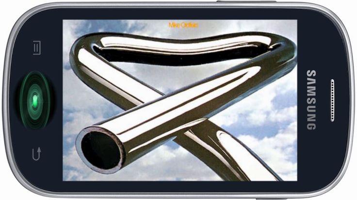 Fajny dzwonek na telefon komórkowy - Tubular Bells