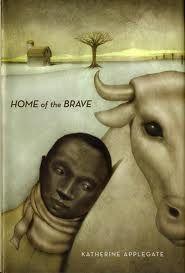 #Home of the Brave @Katherine Applegate