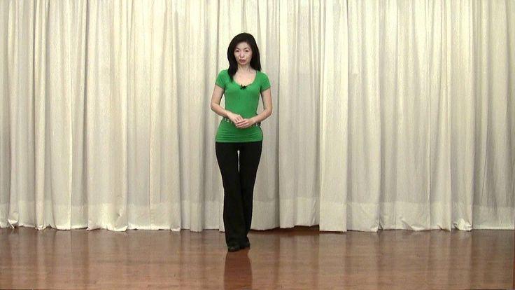 Eres Tu - Line Dance (Dance & Teach in English & 中文)