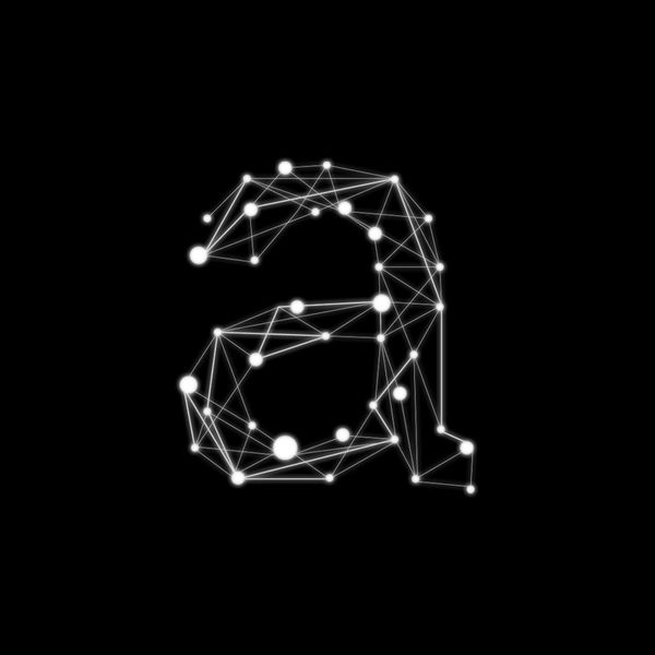 constellations/connecting the dots: Unire i Punti by Ana Gomez, via Behance