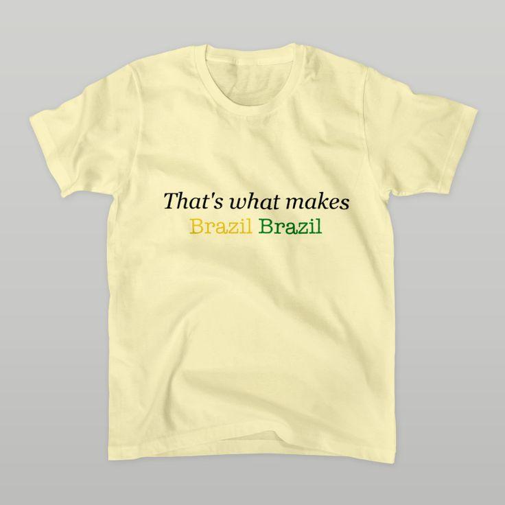 That's what makes Brazil Brazil!! #FIFA #WorldCup2014 #Brazil #suzurijp #suzuri