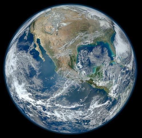 BOMBA - Analistas independentes Confirmam Falsificação de Fotos da Terra pela NASA?