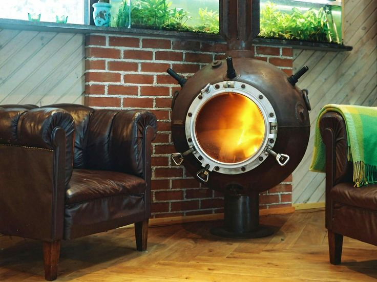 ... These Inventive Furniture Pieces Made Out Of Naval Mines May Be Just  The Ticket For You. Created By Esteemed Estonian Sculptor Mati Karmin, ...