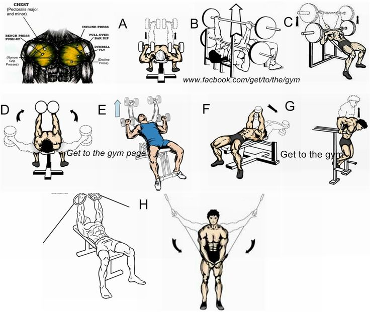 1000+ images about The men's work out page on Pinterest ...