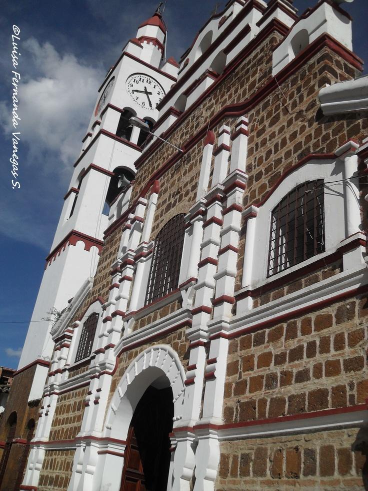 Iglesia Nuestra Señora de la Asunción Copacabana - Antioquia (Colombia)