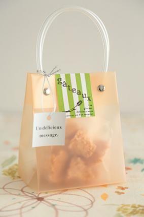 「2013 夏のラッピング」お菓子教室SweetRibbonが提案する簡単かわいいお菓子ラッピング | お菓子・パンのレシピや作り方【corecle*コレクル】