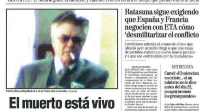 El Espía Miguel Paesa resucitó cuando los cazaron unos periodistas dándose la gran vida ¿os acordáis? http://www.eldiariohoy.es/2017/07/el-espia-miguel-paesa-resucito-cuando-los-cazaron-unos-periodistas-dandose-la-gran-vida-os-acordais.html?utm_source=_ob_share&utm_medium=_ob_twitter&utm_campaign=_ob_sharebar #FranciscoPaesa #espia #espionaje #estado #gobierno #pp #psoe #ppsoe #corrupcion #corruptos #anticorrupcion #gente #denuncia #españa #Spain #rajoy #MiguelBlesa #RitaBarbera