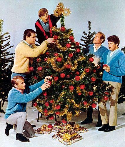 Beach Boys Christmas - a classic: The Beach Boys, Christmas Hollywood Style, The Beaches Boys, Music Pictures, Beaches Boys Christmas, Christmas Songs, Christmas Trees, Christmas Album, Greatest Rocks