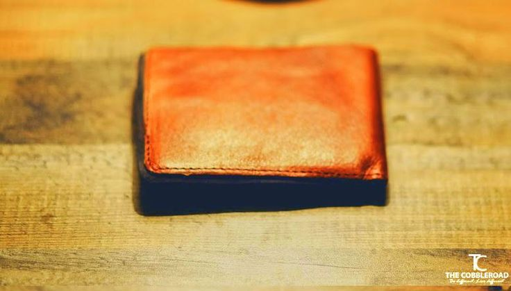 The Bi-Fold Wallet looks like what could be a simple leather wallet
