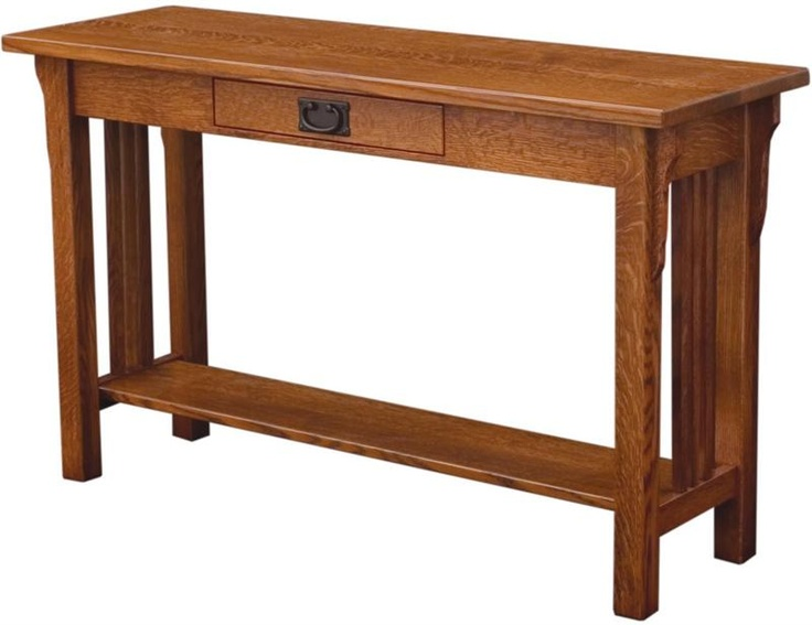 Foyer Table Oak : Best hall table images foyer tables woodworking