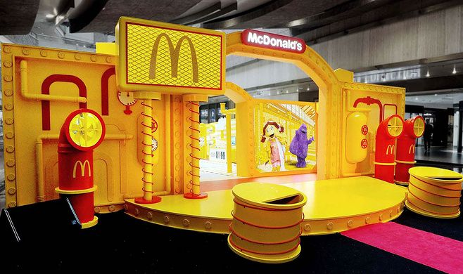 McDonald's Happy Fac...