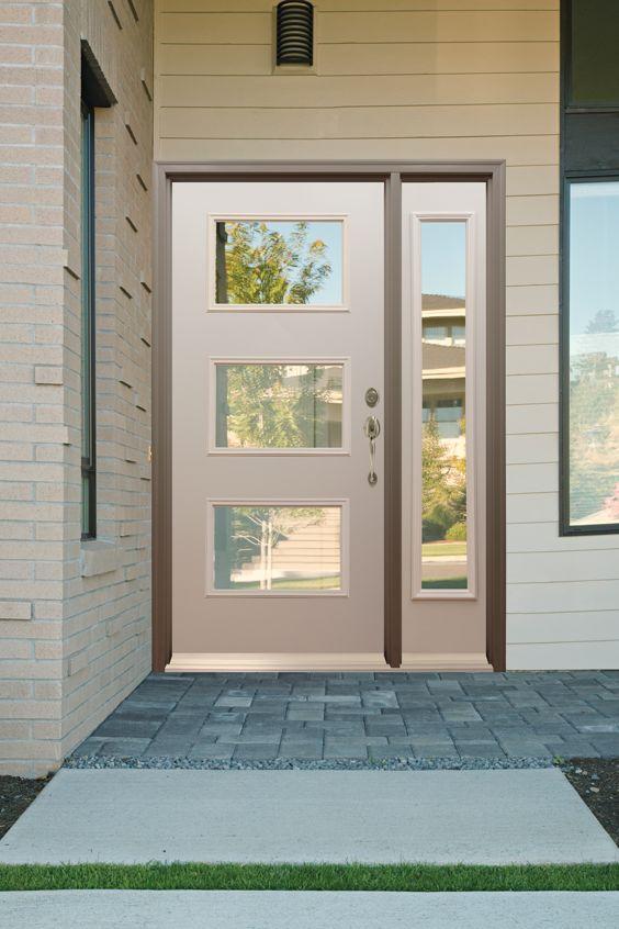 43 best exterior doors images on pinterest entrance doors