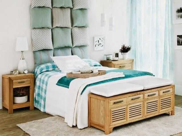 Cabeceros de cama originales ideas - Ideas de cabeceros ...