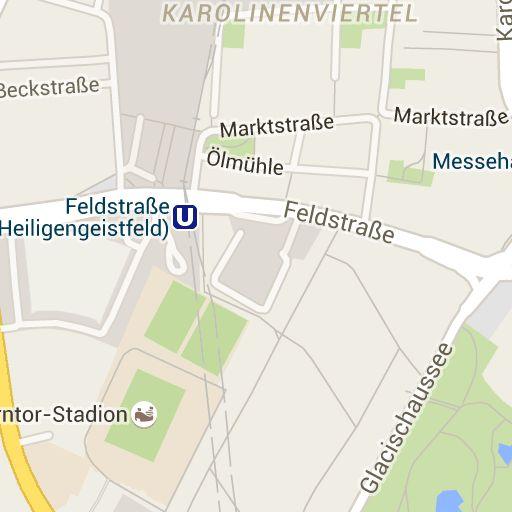 Stadtplan - Hamburg Tourismus GmbH