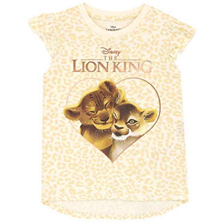 Disney Mädchen König der Löwen T-Shirt The Lion King #Bekleidung #Mädchen #K…