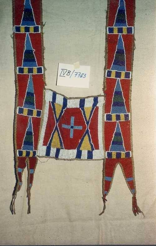 Nez Perce' Horse Collar - Berlin