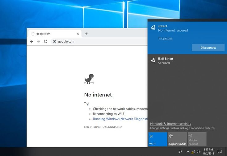 Wifi Connected But No Internet Access Windows 10 5 Working Fixes Wifi Connect Windows 10 Wifi