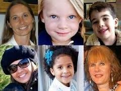 Newtown Connecticut School Shooting Victims Names Released, [VIDEO] | AT2W