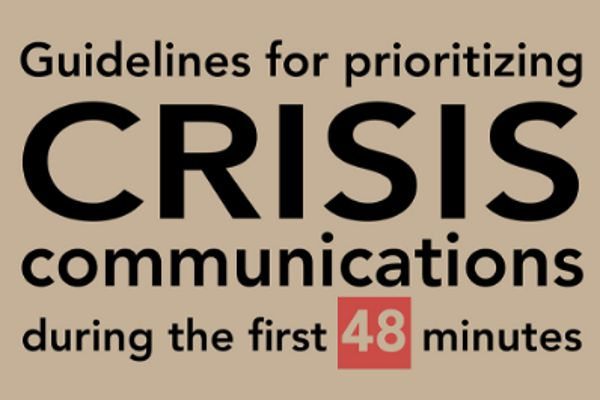A guide to crisis communications | Articles | Home