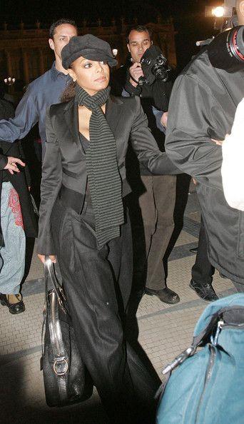 Janet Jackson Hats