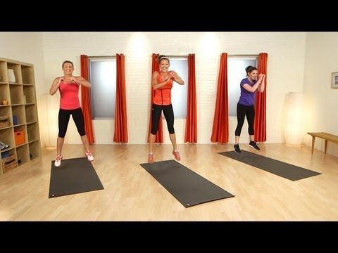 ▶ Tabata Workout | Full Body Workouts | Class FitSugar - YouTube