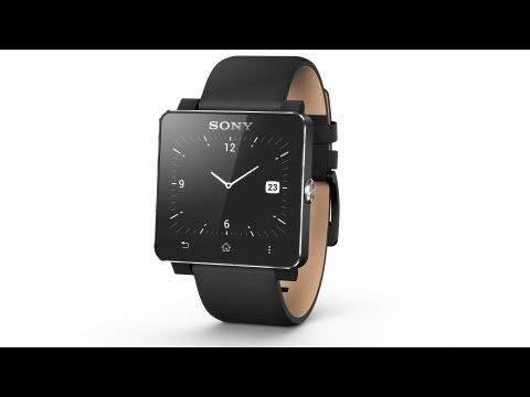 Sony SmartWatch 2 for Android Smartphones