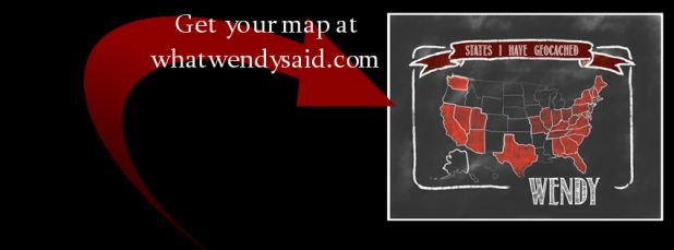 Get your custom made Geocaching Maps by Wendy at www.whatwendysaid.com and get this facebook cover banner to go with it :)