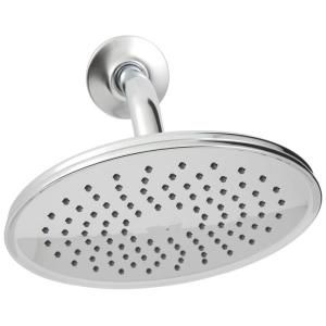 downpour showerhead in at the home depot