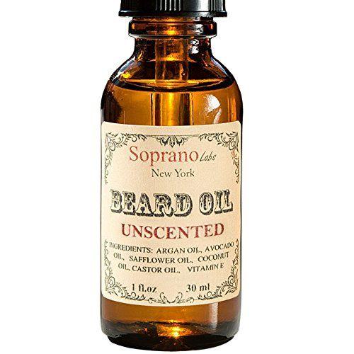 Unscented Beard Oil. Luxury Beard Conditioner. All Natural Handmade Beard Moisturizer made with Organic Avocado, Argan, Safflower, Castor, Vit E Oil - http://essential-organic.com/unscented-beard-oil-luxury-beard-conditioner-all-natural-handmade-beard-moisturizer-made-with-organic-avocado-argan-safflower-castor-vit-e-oil/