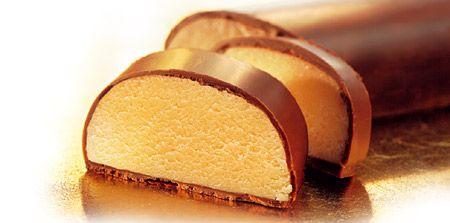 Bread of marzipan